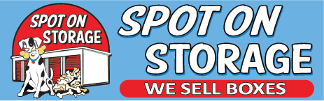 Spot on Storage Logo